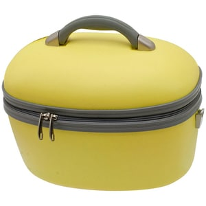 Geanta pentru cosmetice DAVIDT'S, galben