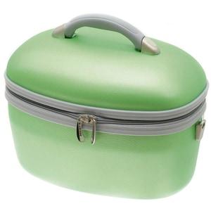 Geanta pentru cosmetice DAVIDT'S, verde