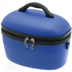 Geanta pentru cosmetice DAVIDT'S, albastru inchis