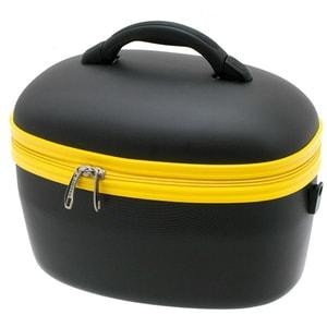 Geanta pentru cosmetice DAVIDT'S, negru-auriu
