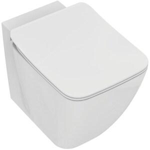 Vas toaleta IDEAL STANDARD Strada II T296801, montaj pe pardoseala, evacuare orizontala, alb