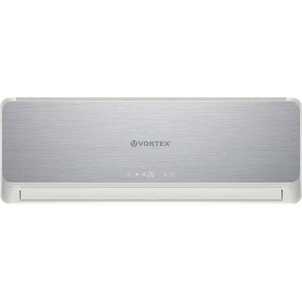 Aer conditionat VORTEX VAI1220FJSVW, 12000 BTU, A++/A+, Wi-Fi, kit instalare inclus, argintiu