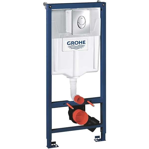 Set rezervor WC incastrat GROHE RAPID 3in1 SL 38721001, 6-9l