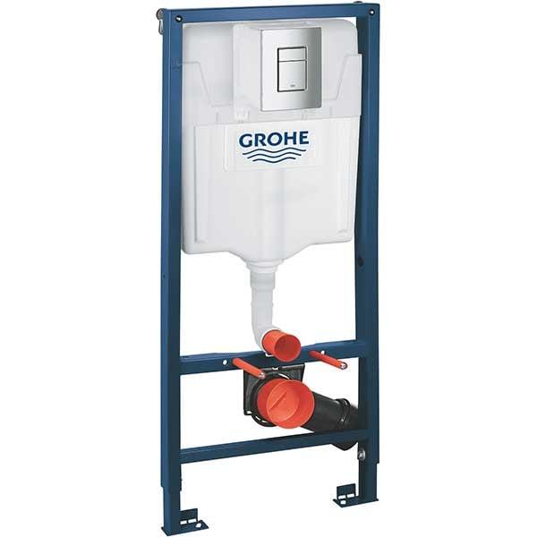 Set rezervor WC incastrat GROHE SOLIDO 3in1 38811000, 6-9l