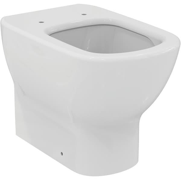 Vas WC IDEAL STANDARD Tesi T007701, montaj pe pardoseala, evacuare orizontala, alb