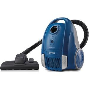Aspirator cu sac GORENJE Compact Midi VCEA11CMBU, 2l, 800W, 78dB, albastru-gri