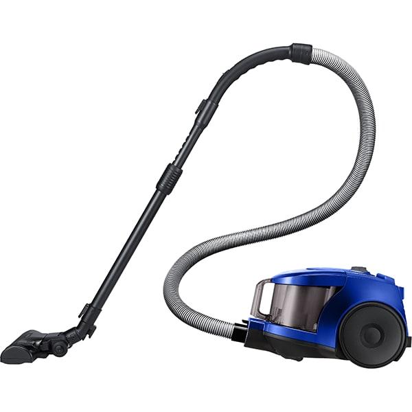Aspirator fara sac SAMSUNG VCC43Q0V3D-BOL, 1.3l, 850W, 80dB, albastru-negru