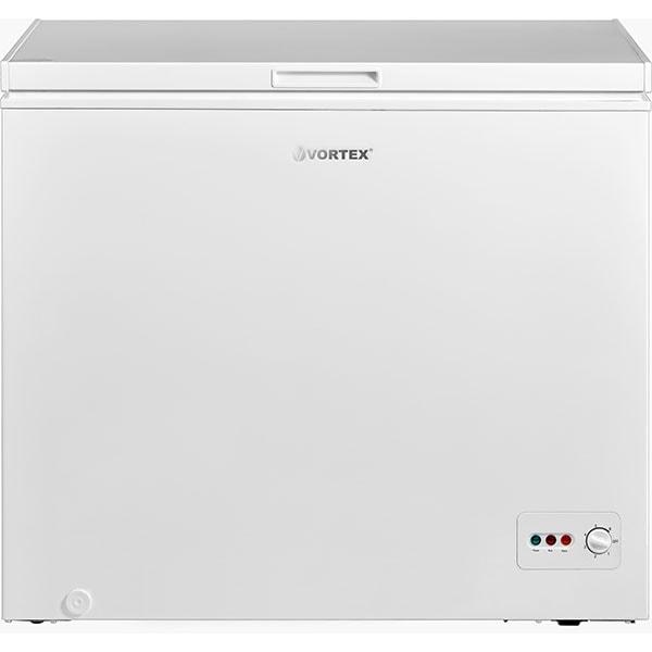 Lada frigorifica VORTEX VCF20SWH01M, 198 l, H 87 cm, Clasa F, alb