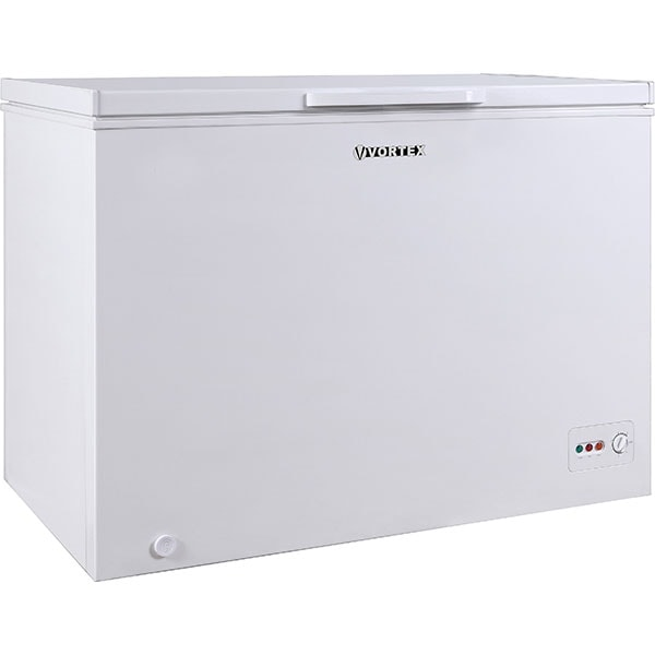 Lada frigorifica VORTEX VCF25SWH02M, 250 l, H 85 cm, Clasa E, alb