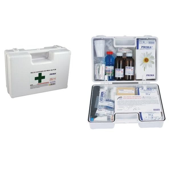 Trusa sanitara de prim ajutor VETRO, portabila