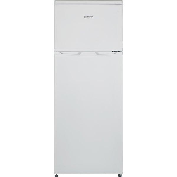 Frigider VORTEX VDD22SWH01V, 213 l, H 144 cm, Clasa F, alb