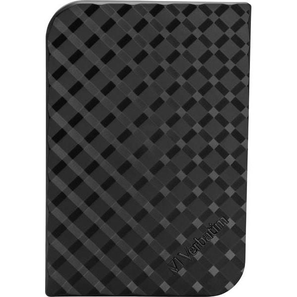 SSD portabil VERABTIM Store 'n' Go, 1TB, USB 3.2, negru