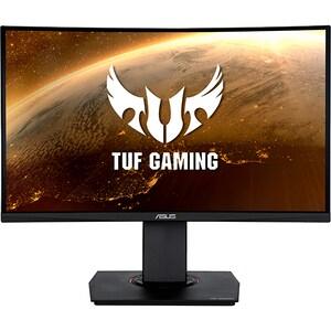 """Monitor Gaming curbat LED VA ASUS TUF VG24VQ, 23.6"""", Full HD, 144Hz, Free-Sync, negru"""