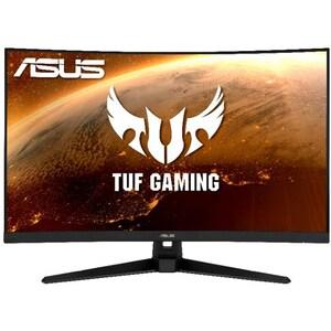 """Monitor Gaming curbat LED VA ASUS TUF VG32VQ1BR, 31.5"""", WQHD, FreeSync Premium, 165Hz, negru"""