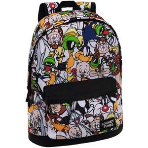 Ghiozdan de scoala WARNER Looney Tunes 32623A.51, multicolor