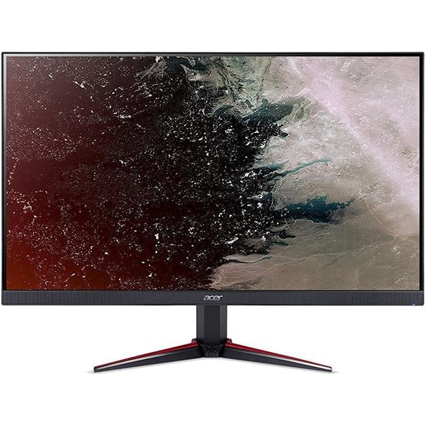 "Monitor Gaming LED IPS ACER Nitro VG240Y, 23.8"", Full HD, 75Hz, AMD FreeSync, negru"