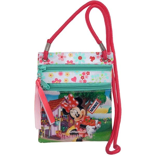 Geanta de umar DISNEY Minnie Strawberry 23952.51, multicolor