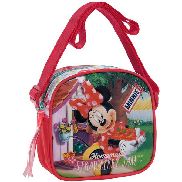 Geanta de umar DISNEY Minnie Strawberry 23957.51, multicolor