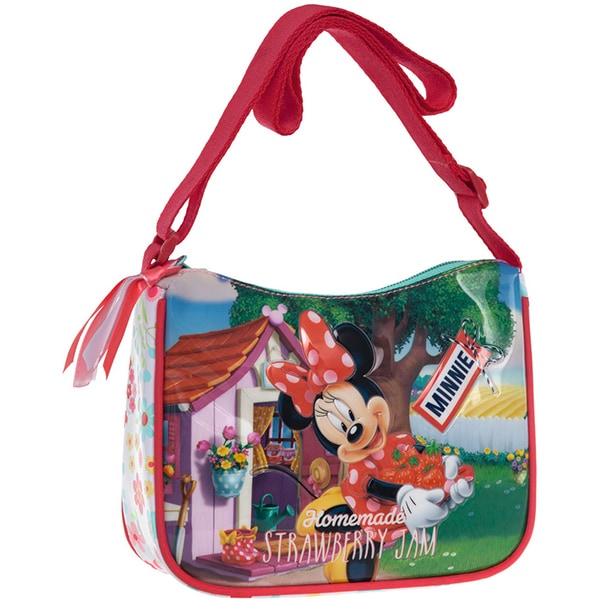 Geanta de umar DISNEY Minnie Strawberry 23960.51, multicolor