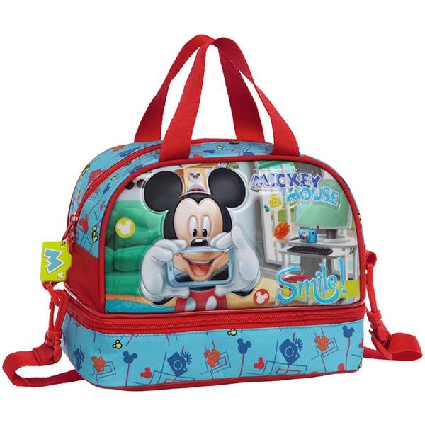 Geanta de umar DISNEY Mickey Smile 24248.51, multicolor