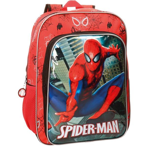 Ghiozdan de scoala MARVEL Spiderman City 40723.61, multicolor