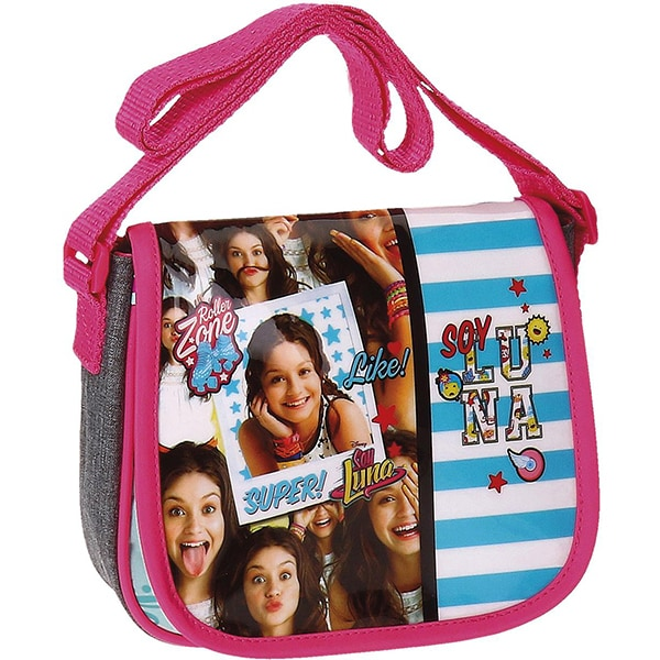Geanta de umar DISNEY Soy Luna Like 48454.51, multicolor