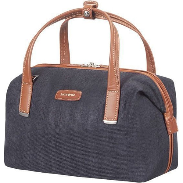 Beauty case voiaj SAMSONITE Lite DLX-002, 37 cm, albastru