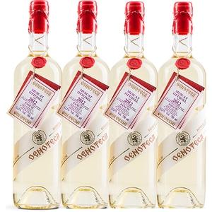 Vin alb sec Vincon Oenoteca Muscat Ottonel 2012, 0.75L, 4 sticle