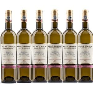 Vin alb dulce Vincon Beciul Domnesc Grand Reserve Tamaioasa Romaneasca, 0.75L, 6 sticle