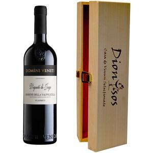 Vin rosu sec Domini Veneti Vignieti Di Jago Amarone Della Valpolicella Classico DOCG, 0.75L + Cutie