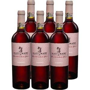 Vin rosu sec MaxiMarc Cadarca, 0.75L, 6 sticle