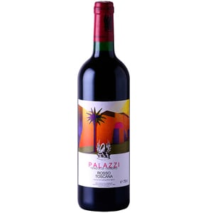 Vin rosu sec Tenuta Di Trinoro Palazzi Toscana IGT 2016, 0.75L