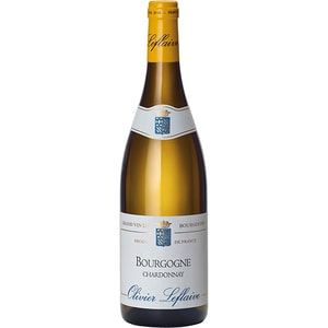 Vin alb sec Olivier Leflaive Chardonnay Bourgogne AC 2016, 0.75L