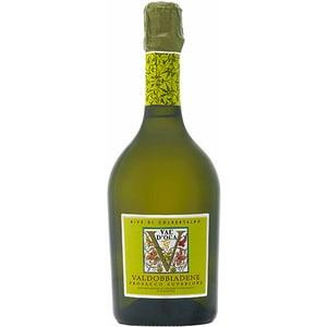 Vin spumant alb Val D'oca Rive di Cobertaldo DOCG Extra Dry 2019, 0.75L