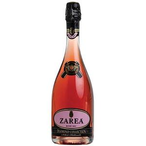 Vin spumant rose sec Zarea Diamond Collection, 0.75L