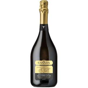 Vin spumant Prosecco alb extra brut La Casada Conegliano Valdobbiadene, Glera, 0.75L