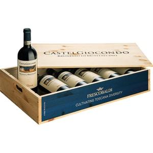 Vin rosu sec Castel Giocondo Brunello Di Montalcino DOCG, 0.75L, 6 sticle + Cutie