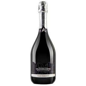 Vin spumant alb Ville D'arfanta Millesimato Valdobbiadene, 0.75L