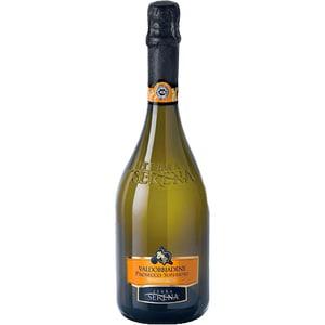 Vin spumant Prosecco alb Terra Serena Valdobbiadene Superiore Extra Dry, 0.75L