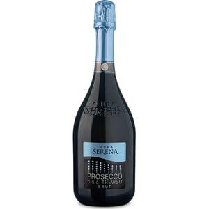 Vin spumant Prosecco alb Terra Serena Brut DOC, 0.75L
