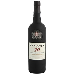 Vin rosu dulce Taylor's 20 ani Tawny Vin de Porto, 0.75L