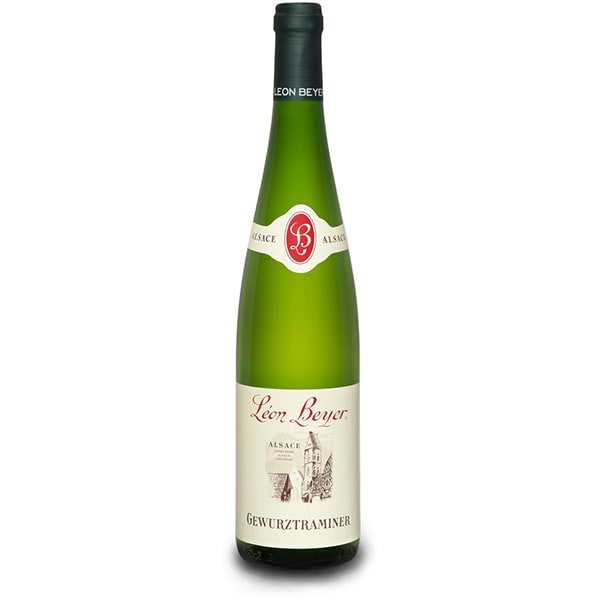 Vin alb sec Leon Beyer Gewurztraminer Alsace AC 2018, 0.75L