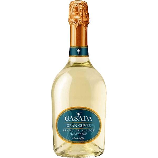 Vin spumant Prosecco alb extra brut La Casada Gran Cuvee Blanc De Blanc, Glera, 0.75L