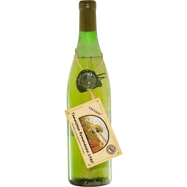 Vin alb dulce Prier 1980 Tamaioasa Romaneasca, 0.75l