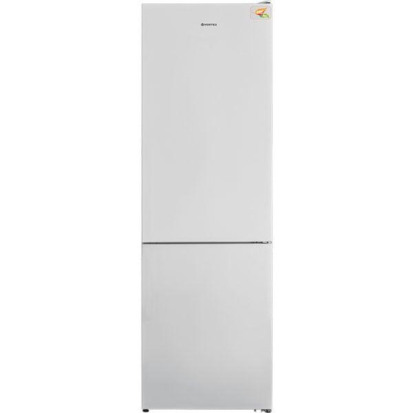 Combina frigorifica VORTEX VK28SWH02V, 283 l, H 186 cm, Clasa F, alb