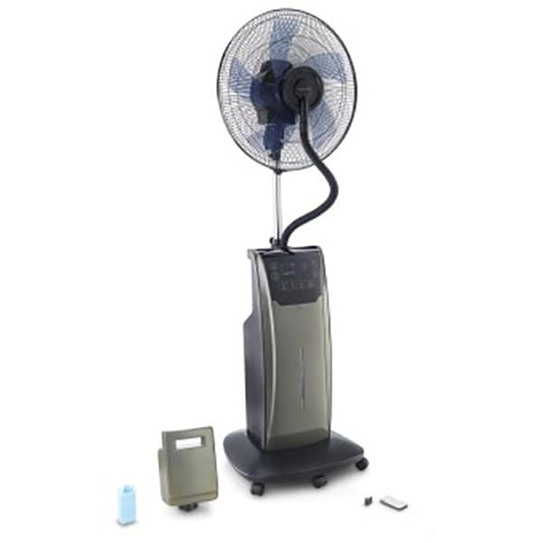 Ventilator multifunctional Rovus Ultralux Mist 5 in 1, 90W, negru - maro