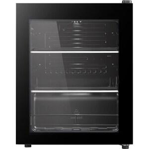 Vitrina frigorifica VORTEX VO1027, 66 l, H 64.2 cm, Clasa , negru