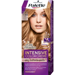 Vopsea de par PALETTE Intensive Color Creme, 9-554 Blond Miere, 110ml
