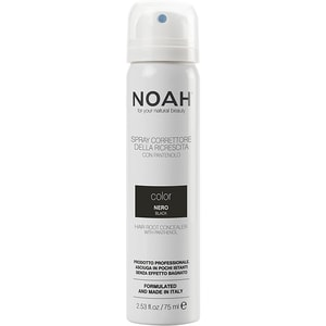 Spray corector pentru acoperirea radacinilor NOAH, Negru, 75ml