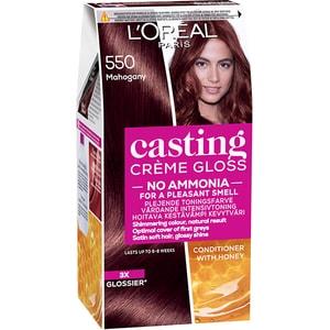 Vopsea de par L'OREAL Paris Casting Creme Gloss, 550 Acaju, 180ml